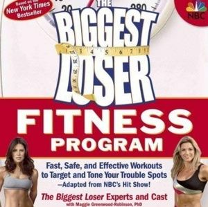The Biggest Loser - Fitness Program Book